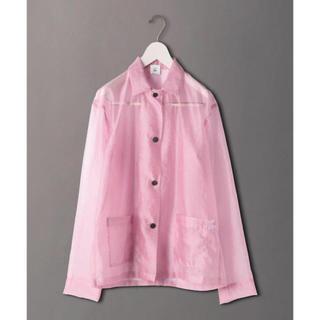 BEAUTY&YOUTH UNITED ARROWS - 6 roku beauty&youth スケシャツ suke shirt 36