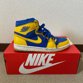 NIKE - NIKE AIR JORDAN 1 RETRO HIGH OG 中古 27.5