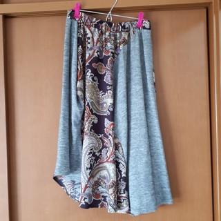 アンティカ 変形スカート