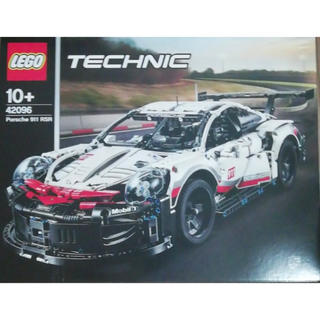 レゴ(Lego)のレゴ テクニック 42096 ポルシェ911 RSR(模型/プラモデル)