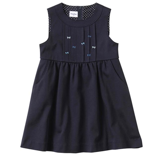 familiar(ファミリア)のファミリア  ジャンパースカート  90 キッズ/ベビー/マタニティのキッズ服女の子用(90cm~)(ワンピース)の商品写真