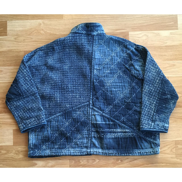 Porter Classic - KOGIN JACKET - BLUE M メンズのジャケット/アウター(テーラードジャケット)の商品写真