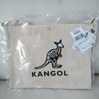 カンゴール(KANGOL)のKANGOL カンゴール サコッシュ  JUNRed コラボ 新品(ショルダーバッグ)