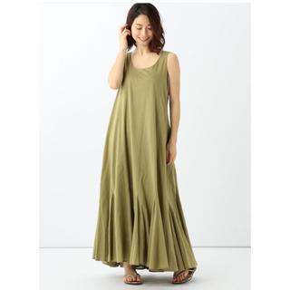 Demi-Luxe BEAMS - 美品 MARIHA 海の月影のドレス 36