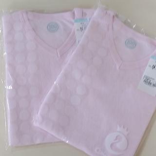 コンビミニ(Combi mini)の新品 コンビミニ あったか半袖Tシャツ 肌着①(下着)
