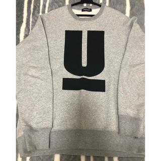 UNDERCOVER - 美品undercover トレーナー グレー M