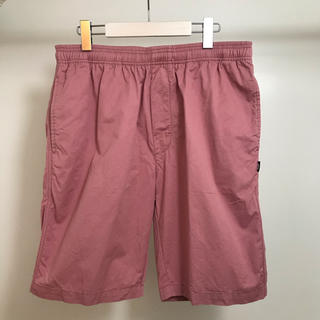 STUSSY - Stussy short pants mauve pink