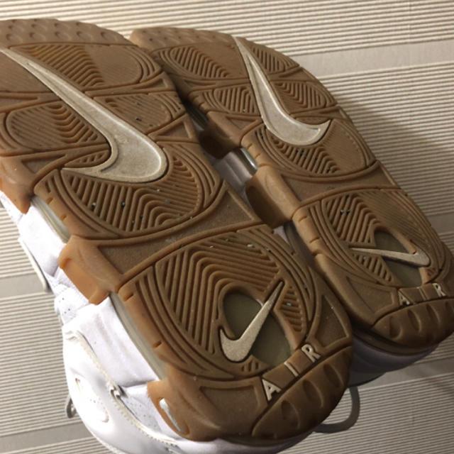 NIKE(ナイキ)のNIKE モアテン メンズの靴/シューズ(スニーカー)の商品写真