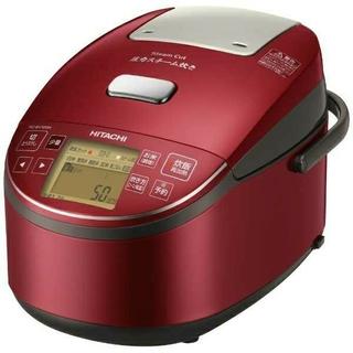 日立 - 【新品未使用】日立 炊飯器 5.5合 RZ-BV100M R メタリックレッド