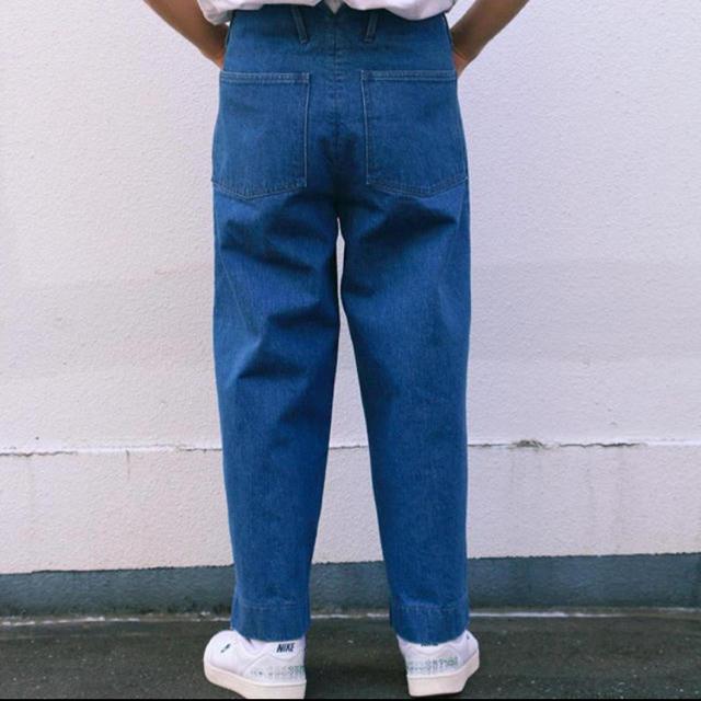 1LDK SELECT(ワンエルディーケーセレクト)のURU WORK DENIM SO NAKAMEGURO exclusive メンズのパンツ(デニム/ジーンズ)の商品写真