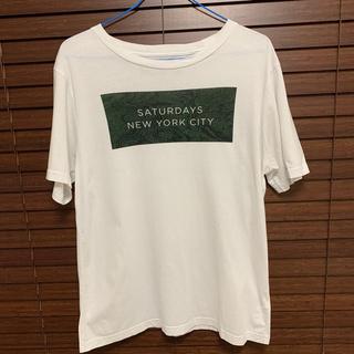 サタデーズサーフニューヨークシティー(SATURDAYS SURF NYC)のSATURDAYS NEW YORK CITY Tシャツ(Tシャツ/カットソー(半袖/袖なし))