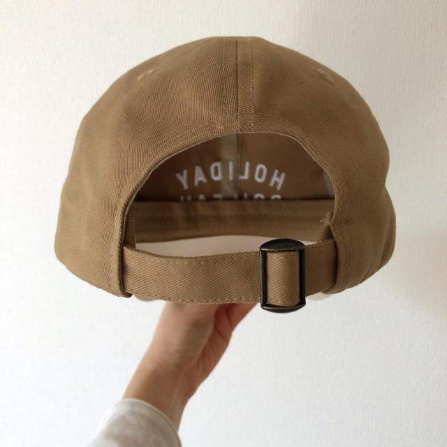 L'Appartement DEUXIEME CLASSE(アパルトモンドゥーズィエムクラス)のL'Appartement 【HOLIDAY】Cap レディースの帽子(キャップ)の商品写真