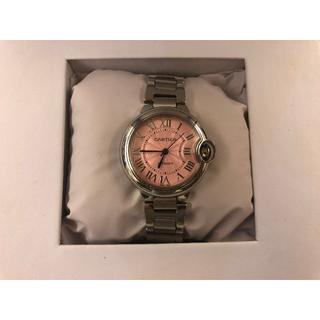 Cartier - カルティエ 自動巻き 腕時計 バロンブルー