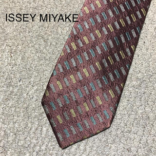 イッセイミヤケ(ISSEY MIYAKE)のイッセイミヤケ ネクタイ(ネクタイ)
