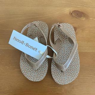 Caramel baby&child  - Bonet et Bonet Tabacco Flip Flops サンダル