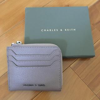 Charles and Keith - CHARLES&KEITH mini zip wallet