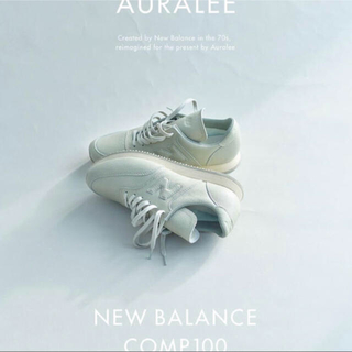New Balance - AURALEE  ×new balance 28