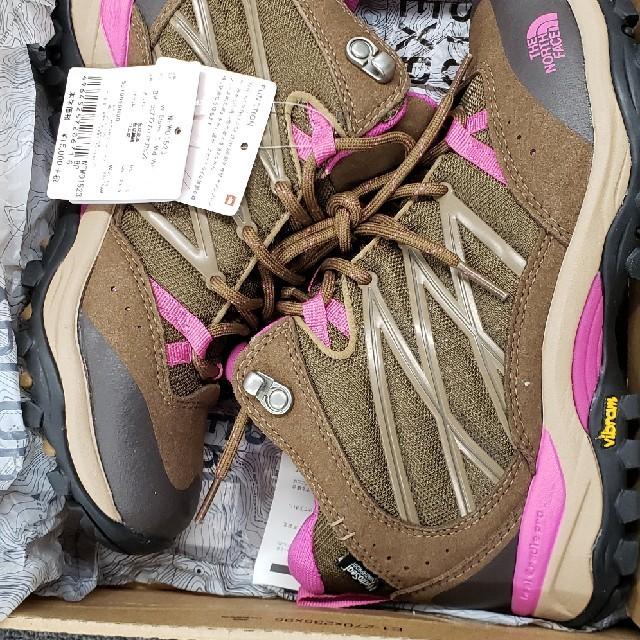 THE NORTH FACE(ザノースフェイス)のノースフェイスジョギングシューズ レディースの靴/シューズ(スニーカー)の商品写真