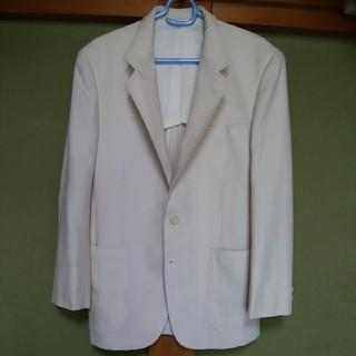 BUCKINGHAM  フォーマル 上品 薄いクリーム色  トリアセテート53%(テーラードジャケット)
