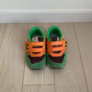 New Balance - New balance ニューバランス 靴 キッズ シューズ 13.5cm