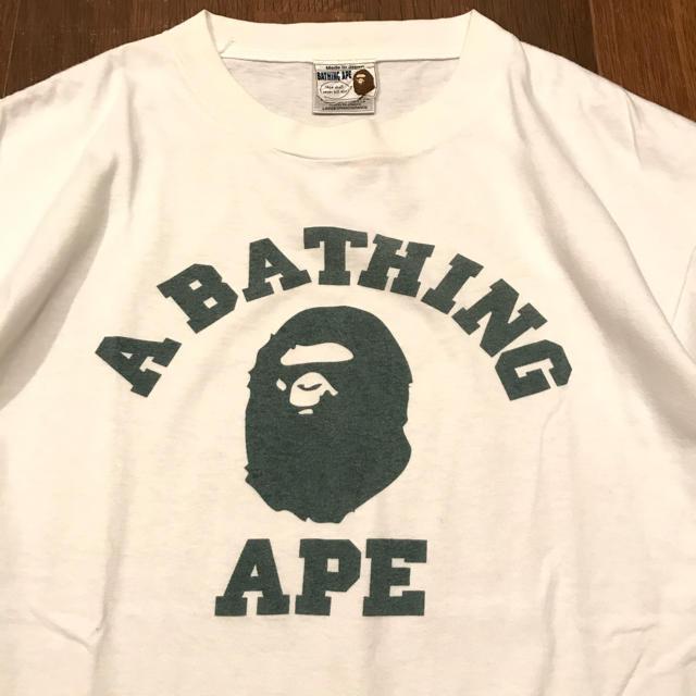 A BATHING APE(アベイシングエイプ)の激レア!A BATHING APE VINTAGE Tシャツ メンズのトップス(Tシャツ/カットソー(半袖/袖なし))の商品写真