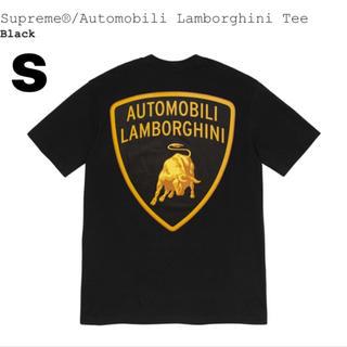 Supreme - S Supreme Lamborghini ランボルギーニ Tee