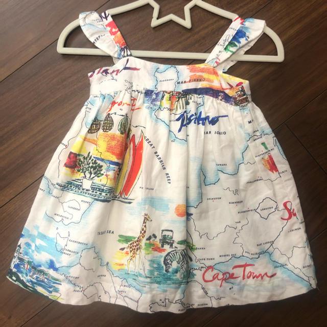 babyGAP(ベビーギャップ)のベビーギャップ ワンピース👧🏼 キッズ/ベビー/マタニティのベビー服(~85cm)(ワンピース)の商品写真