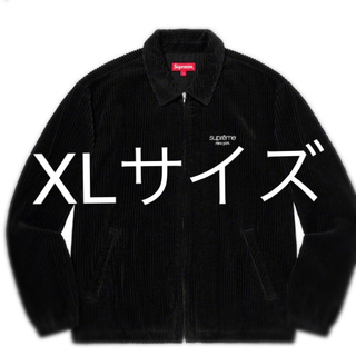 Supreme - XL Wide Wale Corduroy Harrington Jacket