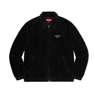 Supreme - Supreme Corduroy Harrington Jacket