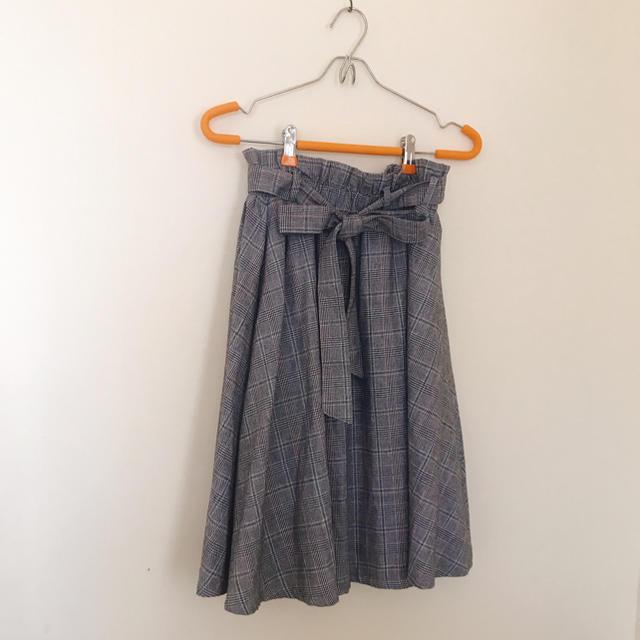 GRL(グレイル)のGRL フレアスカート レディースのスカート(ひざ丈スカート)の商品写真