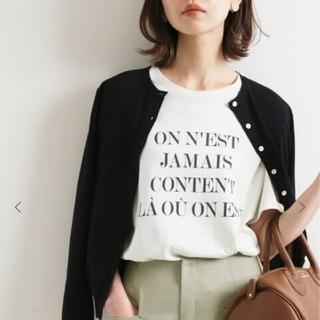 IENA - タグ付き Le Petit Prince ロゴTシャツ