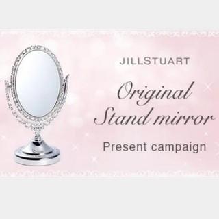 JILLSTUART - 新品 ジルスチュアート ノベルティ ミラー