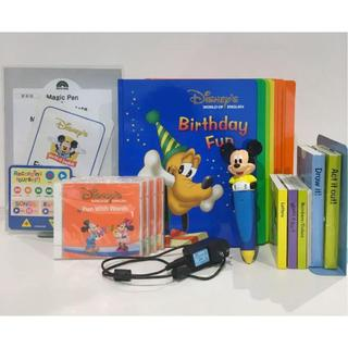 Disney - 2012年購入!ディズニー英語システム ミッキーマジックペンセット