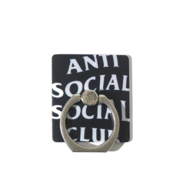ANTI(アンチ)のアンチソーシャルソーシャルクラブ バンカーリング スマホ/家電/カメラのスマホアクセサリー(その他)の商品写真