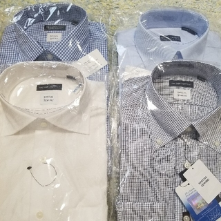 スーツカンパニー(THE SUIT COMPANY)のワイシャツ4枚セット(シャツ)