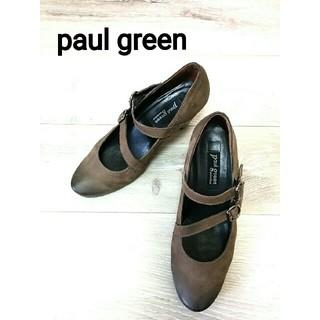 【paul green パンプス】ポールグリーン 靴 レディース(ハイヒール/パンプス)