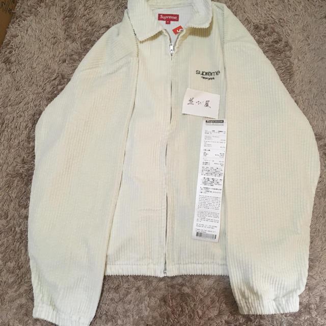 Supreme(シュプリーム)のXL Wide Wale Corduroy Harrington Jacket メンズのジャケット/アウター(その他)の商品写真