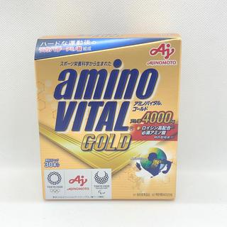 アジノモト(味の素)のアミノバイタル ゴールド 30本 味の素(アミノ酸)