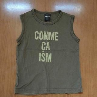 COMME CA ISM - コムサイズム タンクトップ