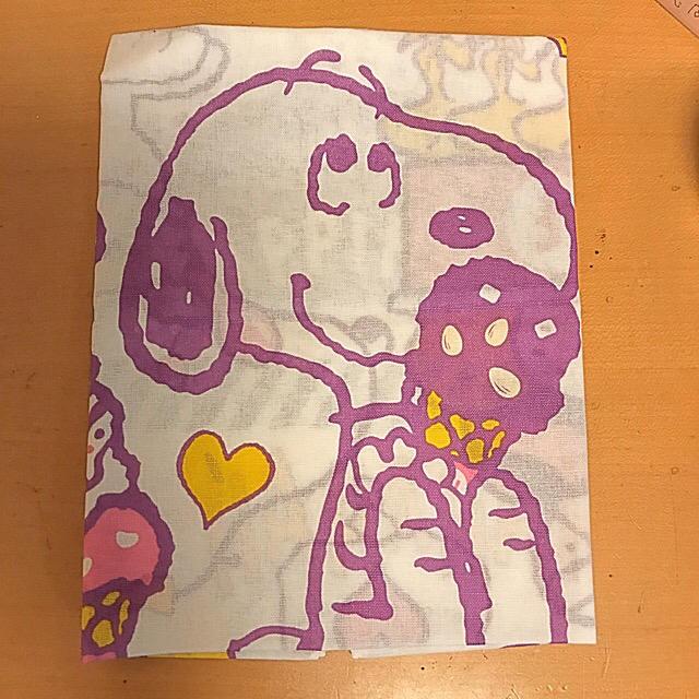 SNOOPY(スヌーピー)のスヌーピー 手ぬぐい レディースのファッション小物(ハンカチ)の商品写真