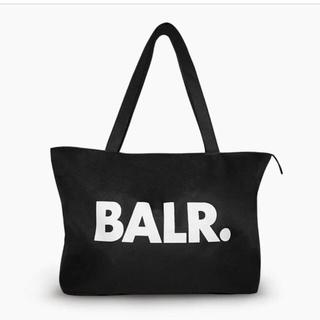 新品 BALR ボーラー トートバッグ サッカー fcrb fc.real