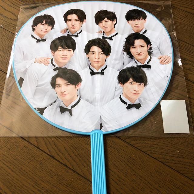 Johnny's(ジャニーズ)のSnow Man 東京ドーム うちわ エンタメ/ホビーのタレントグッズ(アイドルグッズ)の商品写真