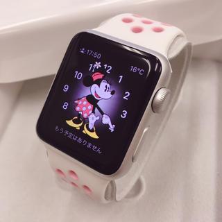 Apple Watch - Apple Watch SPORT シルバー アップルウォッチ 38mm