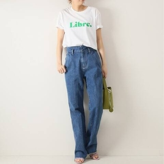 Spick and Span - スピック&スパン  BEAUTY-LINE SLIT DENIM デニム 27