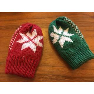 カルディ(KALDI)のカルディ  ミトン手袋②(手袋)