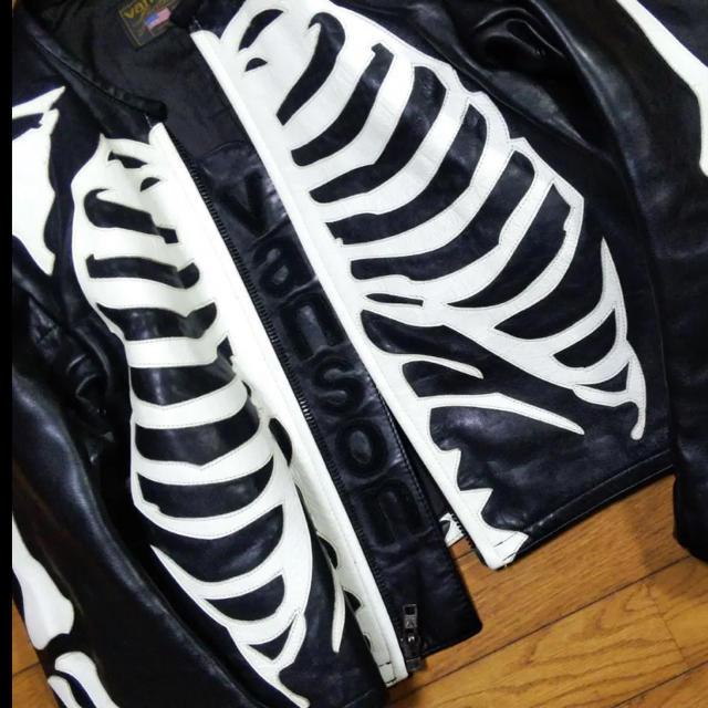 VANSON(バンソン)のバンソン メンズのジャケット/アウター(ライダースジャケット)の商品写真