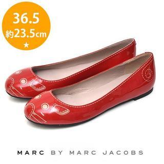 マークバイマークジェイコブス(MARC BY MARC JACOBS)の新品❤マークバイマークジェイコブス フラットシューズ 36.5(約23.5cm)(ハイヒール/パンプス)