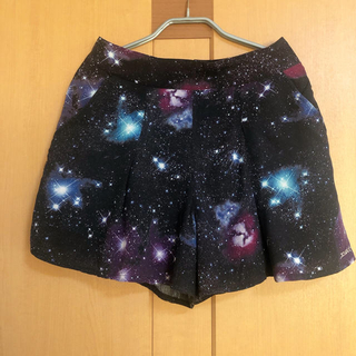 """X-girl - X-girl """"NIGHT OUT""""FLARE SHORTS"""