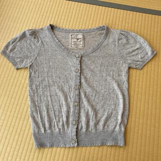 イング(INGNI)の半袖ガーデン  グレー(Tシャツ/カットソー(半袖/袖なし))