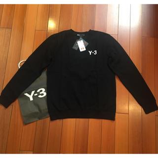 Y-3 - Y-3 サイズM定番黒 スウェット